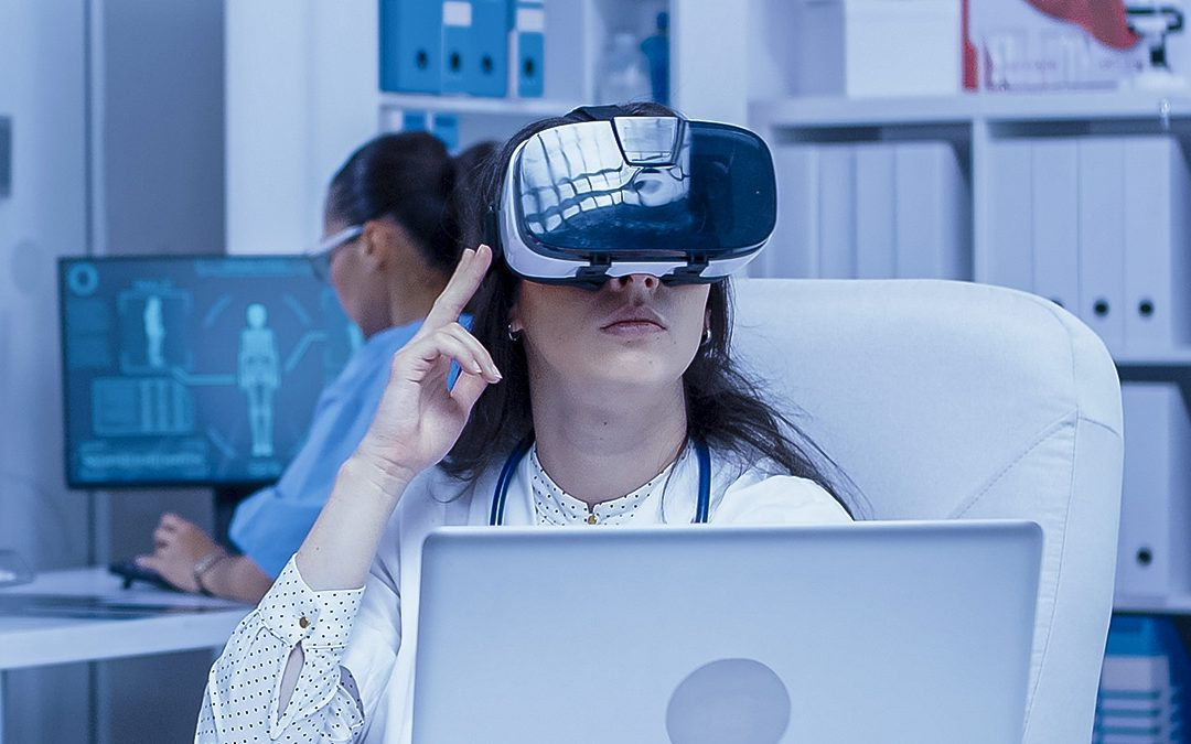 SAGA BLOG Realidade Virtual Medicina