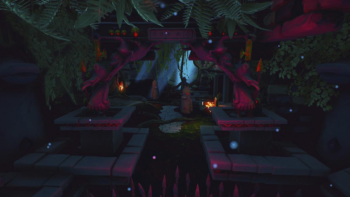 Cenário na Unreal Engine | Aluno SAGA: Samuel Cazetta