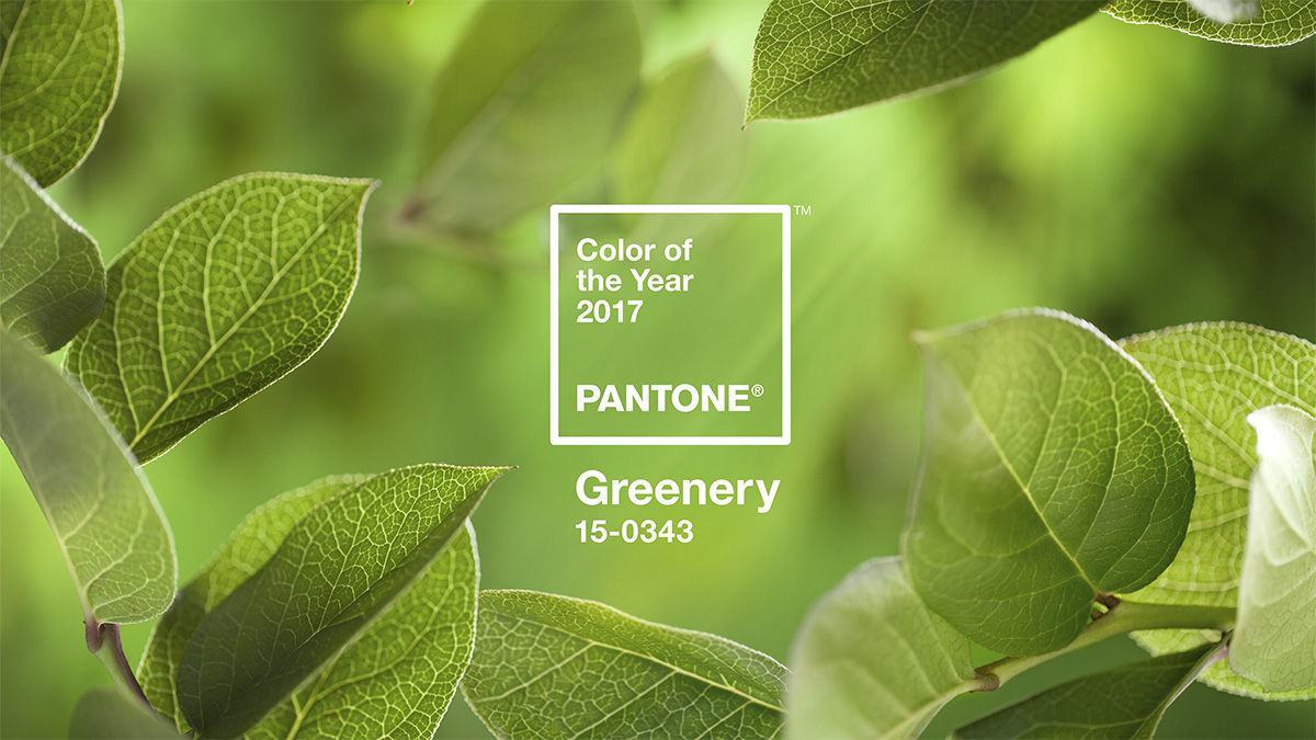 Cores do ano: conheça as escolhas da Pantone em 2017