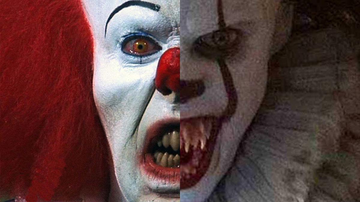 IT A Coisa: entenda as diferenças dos efeitos visuais nas duas versões
