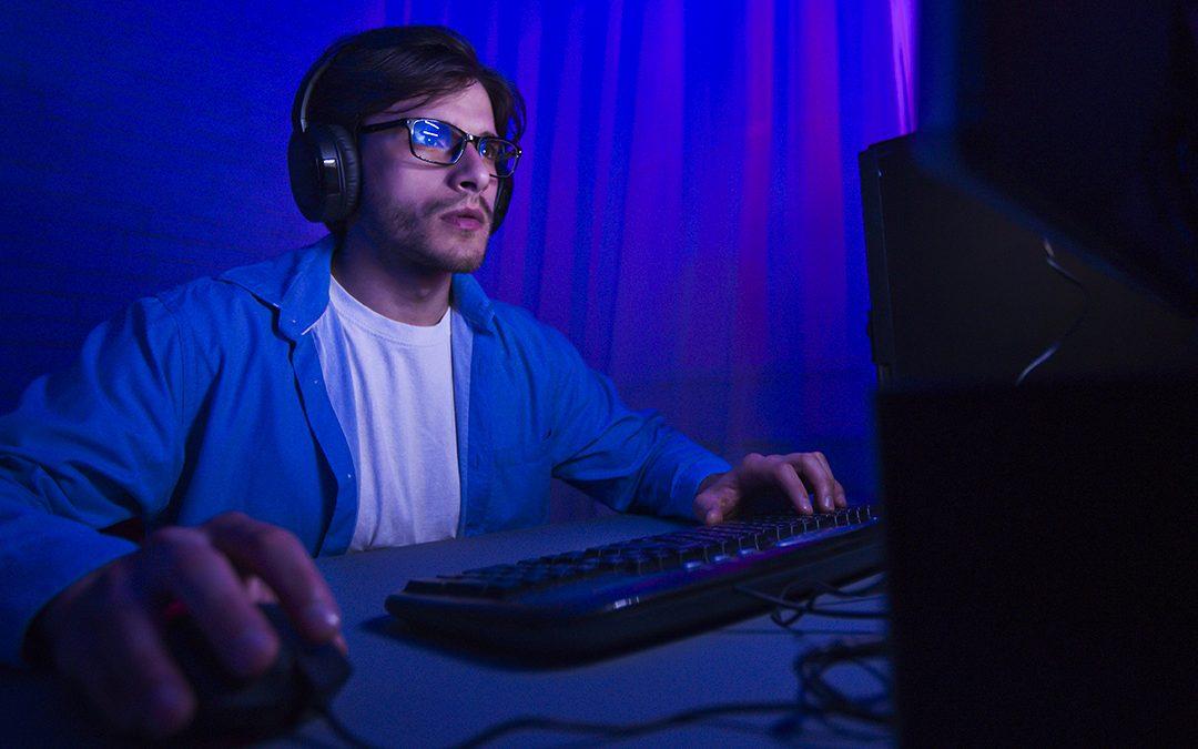 SAGA Blog Carreira de Games