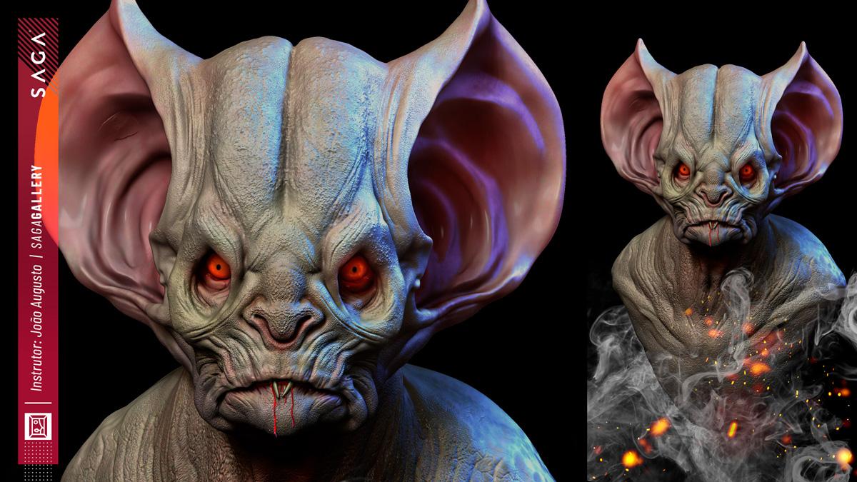 Modelagem 3D: entenda a importância da escultura para jogos