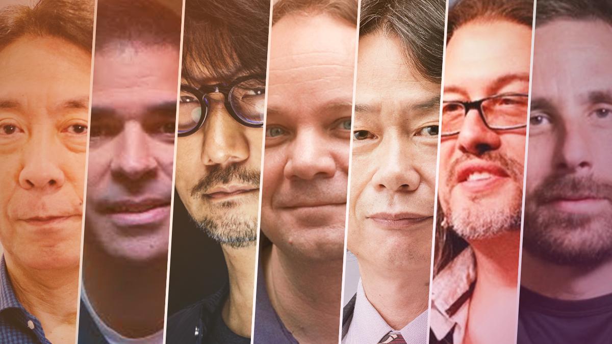 Conheça alguns dos maiores game designers existentes!