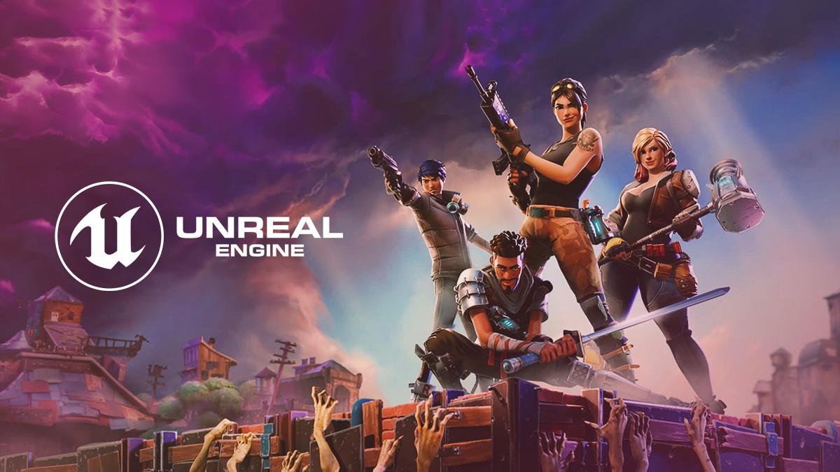5 jogos feitos na Unreal Engine que você provavelmente já jogou!